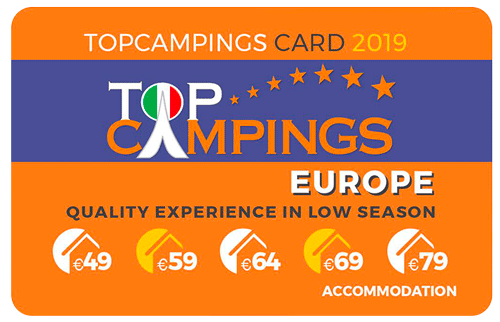 Topcard Accommodaties