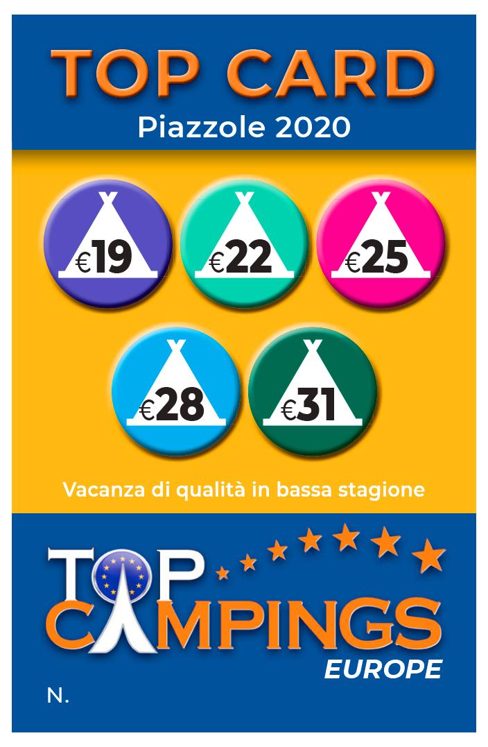 Topcard Piazzola