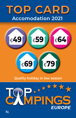 Topcard Accommodations