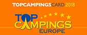 Bungalow Top Camping Topcard Europe
