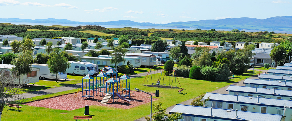 CAMPING STANWIX PARK HOLIDAY CENTRE