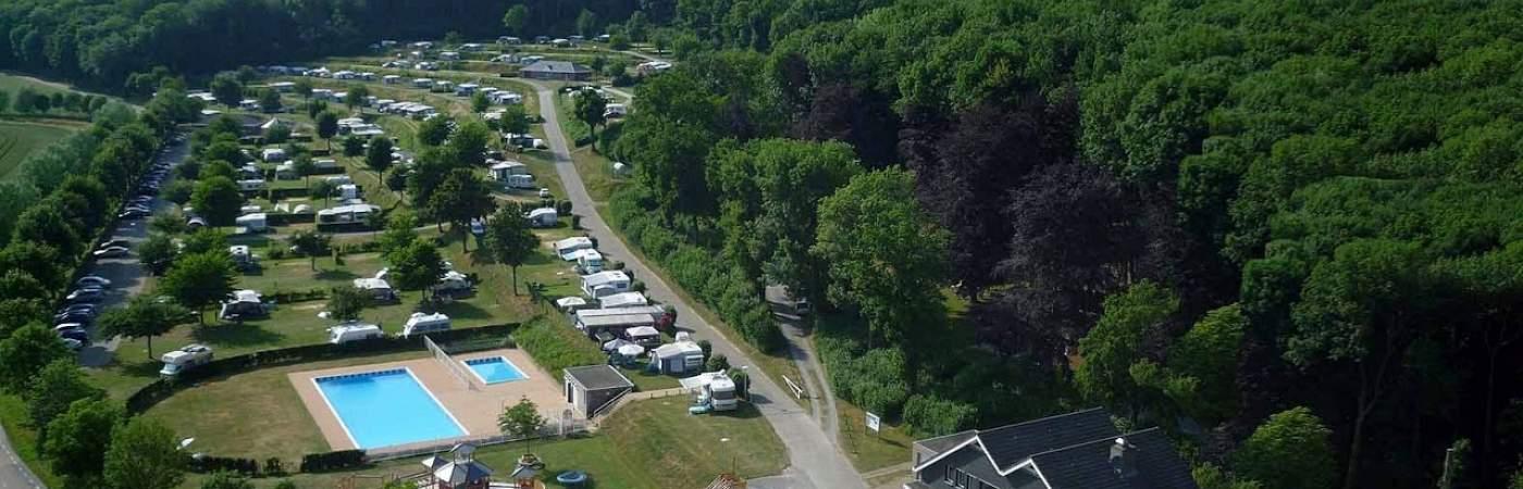 Bungalow Osebos 9: CAMPING OSEBOS (Camping Limburgo)