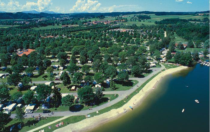 Camping Am See Bayern