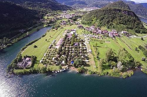 Lago Arsiè Camping Village