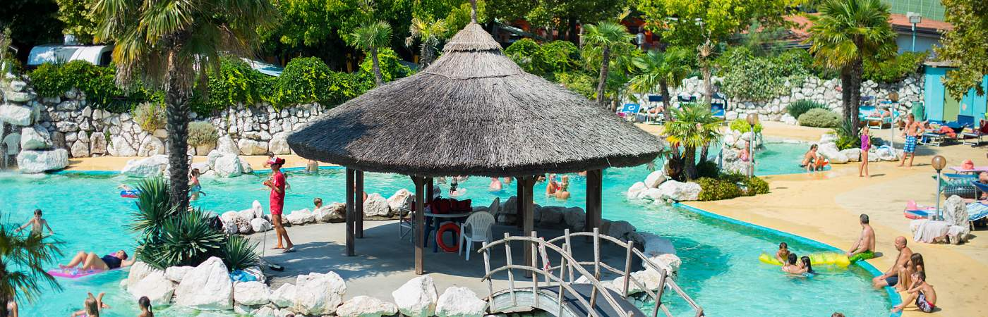 Camping Tahiti Bungalow Park e Terme