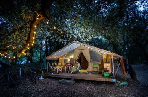 Camping Huttopia Oléron The Green Oaks