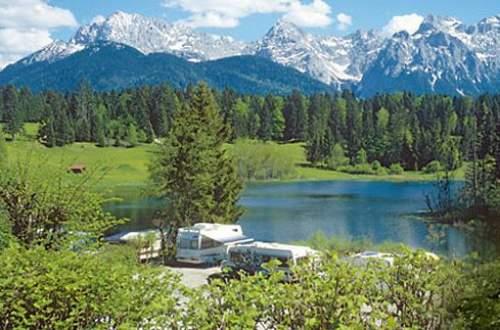 Alpen Caravan Park Tennsee