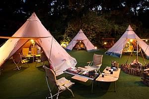 Campingpladser Europa