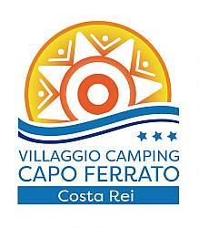 Logo Camping Villaggio Capo Ferrato