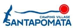 Logo Camping Village Santapomata