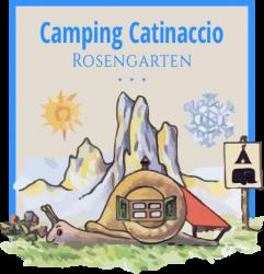 Logo Camping Catinaccio Rosengarten