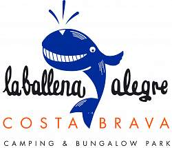 Logo Camping & Bungalow Resort La Ballena Alegre