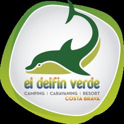 Logo CAMPING EL DELFÌN VERDE