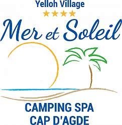 Logo CAMPING MER ET SOLEIL