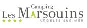Logo CAMPING LES MARSOUINS