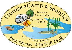 Logo CAMPING KLÜTHSEECAMP