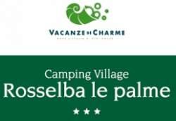 Logo Camping Rosselba le Palme