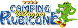 Logo Camping Villaggio Rubicone