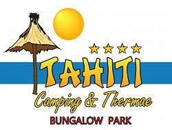 Logo Camping Tahiti Bungalow Park e Terme