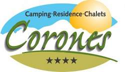 Logo Camping Residence Chalet Corones
