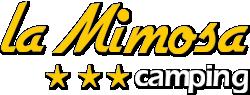 Logo Camping La Mimosa
