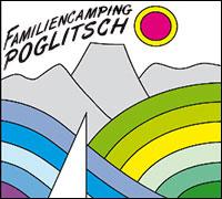 Logo CAMPING POGLITSCH