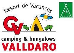 Logo CAMPING VALLDARO